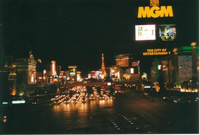 Hotel Luxor , Las Vegas, 2002